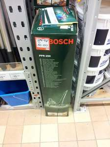 £50 Bosch PPR 250 35W 120cm Emulsion Paint Roller with Extension @ B&Q *FALKIRK* *INSTORE*