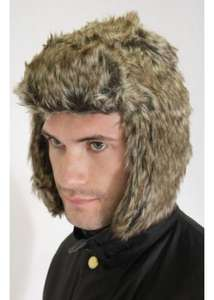 Barbour Fur Hunter Hat Brown for £14.00 @ Triads