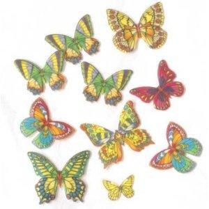 Edible Wafer Butterflies £6.75 @ Amazon/Cupcake Avenue