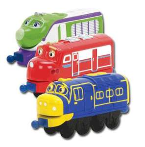 Free Chuggington diecast train(s) this weekend in the Daily Mirror/Sunday Mirror (Redeem at Toys r Us)
