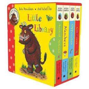 My first Gruffalo little library £2.86 at Amazon