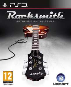 Rocksmith (PS3 and Xbox 360) £39.99 at Sainsbury's Entertainment with code SETOK12