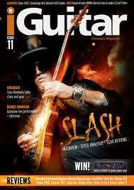 Free iGuitar Magazine (online) for guitarists