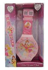 Disney princess mini watch clock £3.00 @ Tesco instore