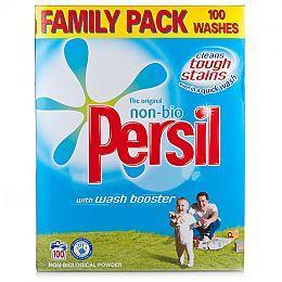 Persil Bio/Non-Bio and Colour 100 Washes for £11.86 Inc VAT @ Costco
