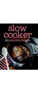 100 Recipes for a Slow Cooker for £2.00 Delivered @ Asda direct