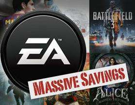 Big EA game sale @ Greenman Gaming (PC download), up to 66% off + extra 20% w/ code (e.g. BFBC2 = £4, Crysis Warhead = £3.20, Medal of Honour = £4)