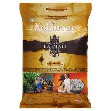 Kohinoor Gold Basmati Rice 5Kg  2 for £10 @ Tesco