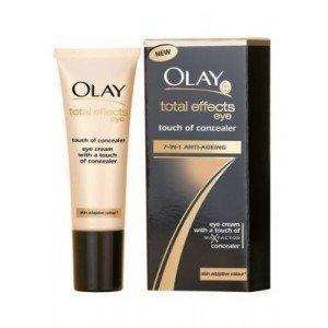 Amazon: Olay Total Effects Touch of Concealer Eye Cream 15 ml - SAVE £13.99 - £5.40