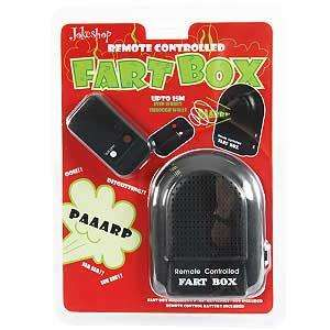 Remote Controlled Fart Box £3.99 @ Home Bargains
