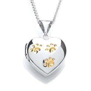 Blue Cross Animal Charity Jewellery, sterling silver lockets starting from £20.05 @ Amazon (Free Super Saver Delivery)