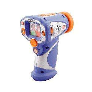 VTech Kidizoom Video Camera (Blue) £26.00 Sold by Big Box Shop and Fulfilled by Amazon.