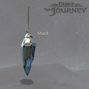Free Fable: The Journey In-Game item: Mini-Shard from Gamespot