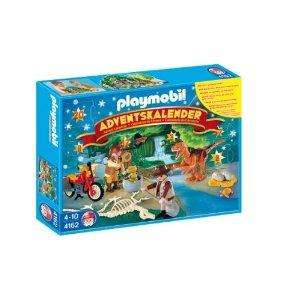 Playmobil 4162 Advent Calendar Dinosaur Expedition now £10.59 del @ Amazon (buy for less online)