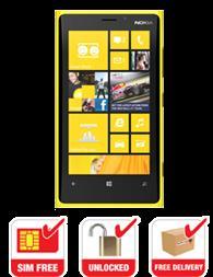 Pre-order Nokia Lumia 920 - £469.99 @ Digitalphone.co.uk