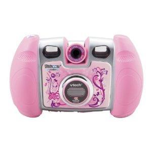 Vtech Kidizoom Twist Digital Camera 122853 in Pink now £26.24 del @ Amazon