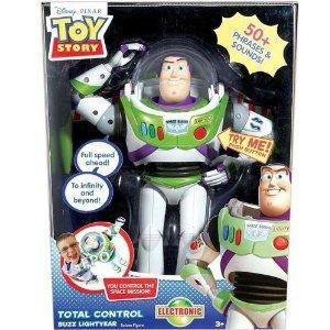 Toy Story Flight Control Buzz now £22.80 del @ Amazon (50+ Sounds/Phrases)