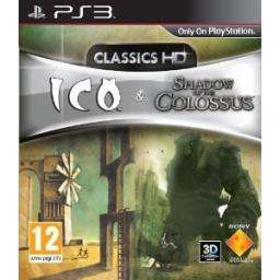 Ico & Shadow of the Colossus Classics HD (PS3) £17.99 New @ Grainger Games