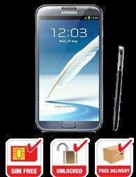 Sim Free Samsung Galaxy Note 2 (Titan Grey/ Ceramic White) Available for pre-order @ digital-phone.co.uk for £499.99 including delivery