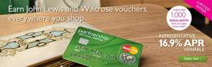 FREE £10 John Lewis voucher by signing up to their credit card