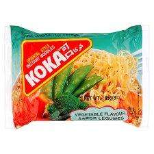 Koka Instant Noodles 85G-Vegetable Flavour -4 for £1 @ Tesco