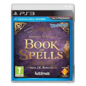 Book of Spells (Wonderbook) PS3 - £24.91 Amazon