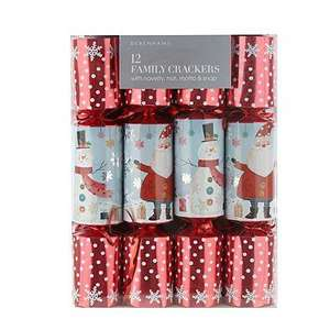 Be Prepared for Christmas - Debenhams Half Price Crackers