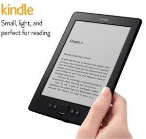 "NEW Amazon Kindle 6"" E-Reader with WiFi ONLY £59 (using printable voucher) + £10 Voucher back (Next Week)!!!! @ ARGOS Reserve & Collect"