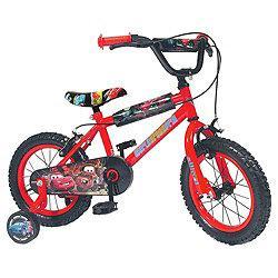Disney Cars 2 12 inch bike - £39.00 - Tesco online