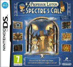 Professor Layton and the Spectres Call (Nintendo DS) £9.98 at Game