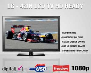 LG 42CS460 42in Full HD 1080p LCD TV Freeview £289.99 @ Ebuyerexpress