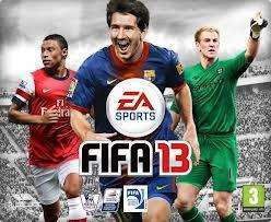 Download your own team cover for FIFA 13 (Xbox / PS3)