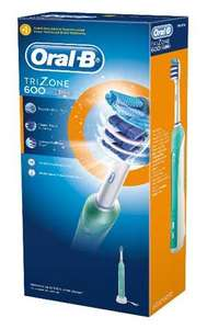 Braun Oral-B TriZone 600 Rechargeable Toothbrush only £10.00 in store @ Asda.