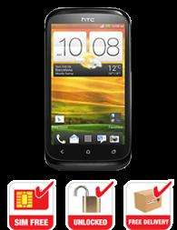 Sim Free HTC Desire X BLACK (Pre-Order) available for £219.99 including delivery @ digital-phone.co.uk