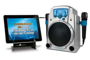 Discover Karaoke for PC and Ipad £47.99(with code) @ maplin