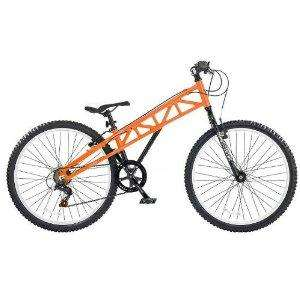 CBR Gatecrasher 26 Inch Jump Style Bike orange - Men's. @ argos was £269.99 now £79.99