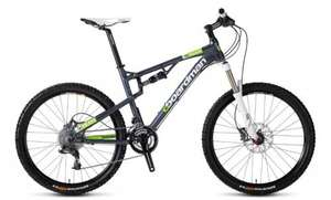 Boardman Full Suspension MTB Bike £930.00 @ Halfords
