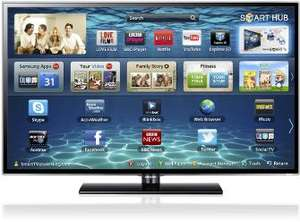 Samsung UE40ES5500 40'' Series 5 Smart LED TV with Freeview HD for £475.95 @ Electric shop