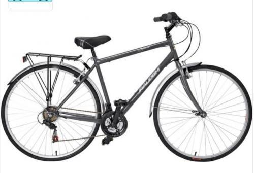 "Raleigh Imperial 19"" hybrid 18 speed bike £87.98 @ eBay / Argos Outlet"