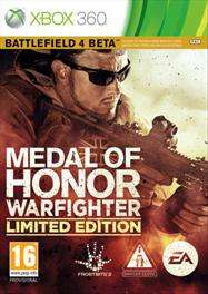 Medal of honour War fighter Limited edition XBOX 360 + PS3 (with Battlefield 4 beta access) £31.85 @ Tesco Entertainment with code +8% Quidco. Other games also