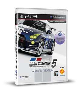Gran Turismo 5 (GT5) Academy Edition (PS3) - £14.86 delivered @ ShopTo.net