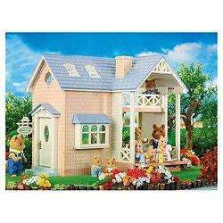 Sylvanian Families Bluebell Cottage with Figure & Accessory £20 @ Tesco Direct