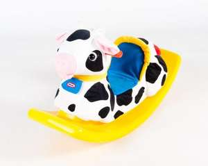Little Tikes Soft Rocking Cow for £27.79 @ Asda Direct