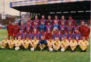 Palace v Burnley - Kids for a Quid