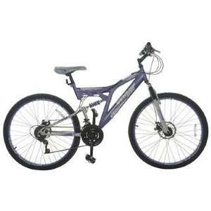 Dunlop Signature Series Vista 26 Inch Mountain Bike Ladies