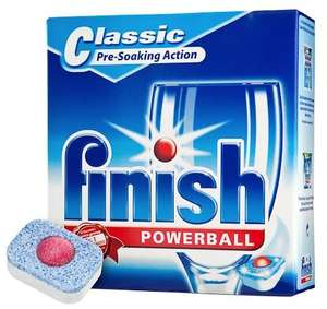 15 x Finish powerball Dishwasher Tablets £1 @ Poundland