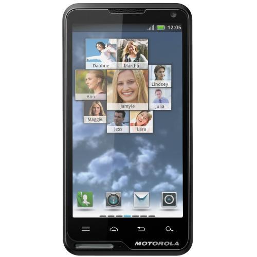 Motorola Motoluxe Sim Free Smartphone (Black) £134.99 @ Expansys