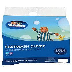 Silentnight Easy Wash Duvet Double 13.5   Was £35.00. Now £14.47 @ Tesco Direct