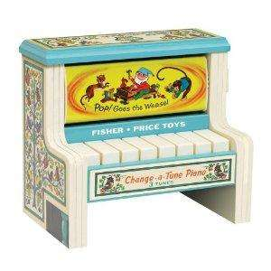 Fisher Price Classics Change A Tune Piano £35.00 Delivered @ Freemans