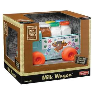 Fisher Price Classics Milk Float £30.00 Delivered @ Freemans